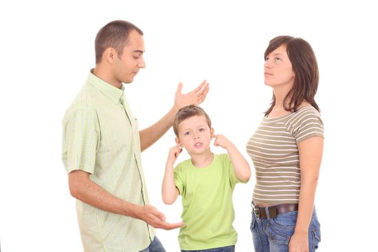 Трудные отношения родителей и ребенка