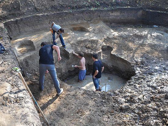 Археологи — «опоздавшие» детективы
