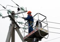 Филиал «Владимирэнерго» отремонтировал более 1300 км воздушных линий электропередачи