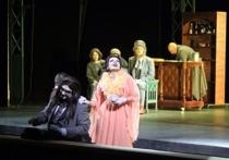 Во Владимирском драмтеатре поставили спектакль по пьесе Дюрренматта