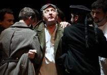 Владимирский спектакль «На стыке времен» назвали сенсацией года
