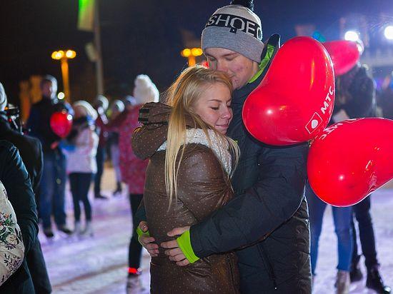 Любить по-владимирски: чувства в цифрах
