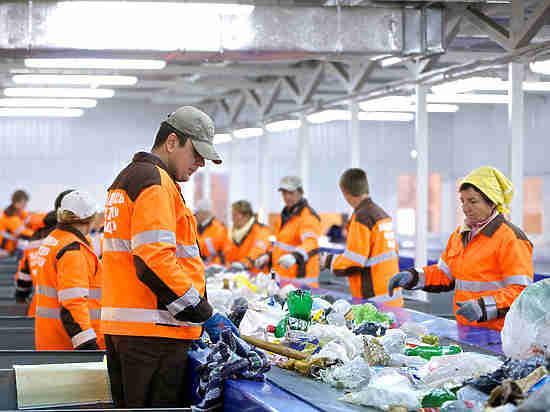 В 33-м регионе будут реализованы лучшие практики переработки мусора