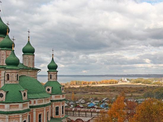 В Переславль-Залесский — на выходные