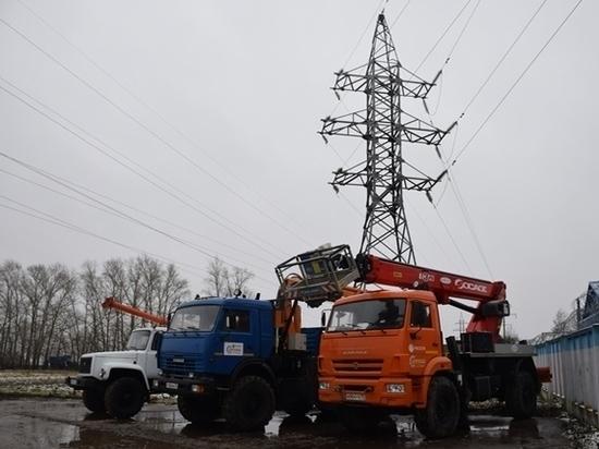 Владимирские энергетики оперативно ликвидировали условные отключения электроэнергии