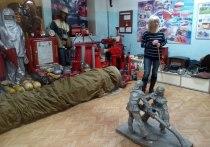 Во Владимире действует экспозиция об истории пожарной службы региона