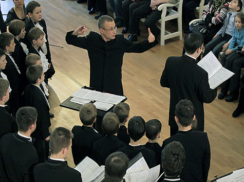 Май в Центре классической музыки