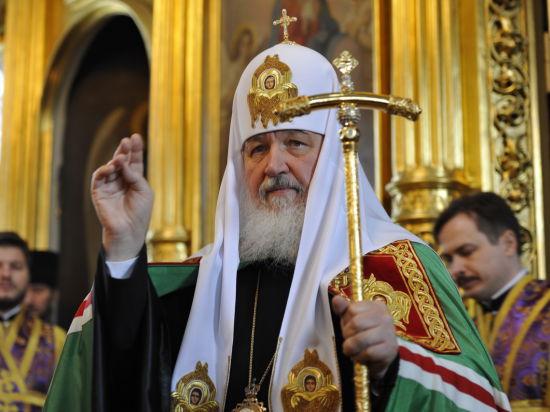 Владимир посетит Святейший Патриарх Московский и Всея Руси Кирилл